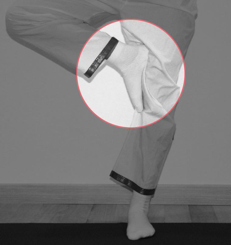 mitjons de ioga