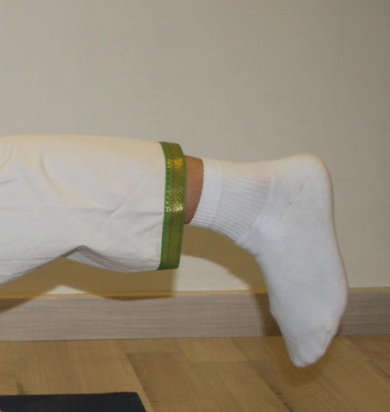 calcetines para yogis