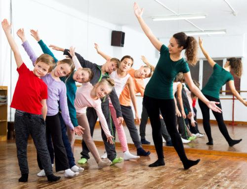 La roba de dansa a l'escola comença als teus peus