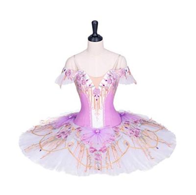 Arabesque Life Professional Ballet Pancake Tutu Dress, Classical Ballet Tutu, Professional Ballet Costume - Custom Made!